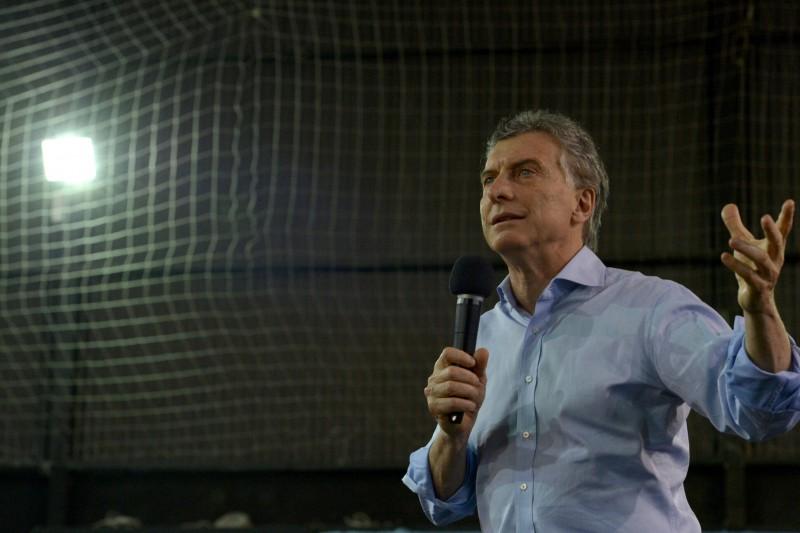 Mauricio Macri:Esta es la generación que vino a cambiar la historia para siempre