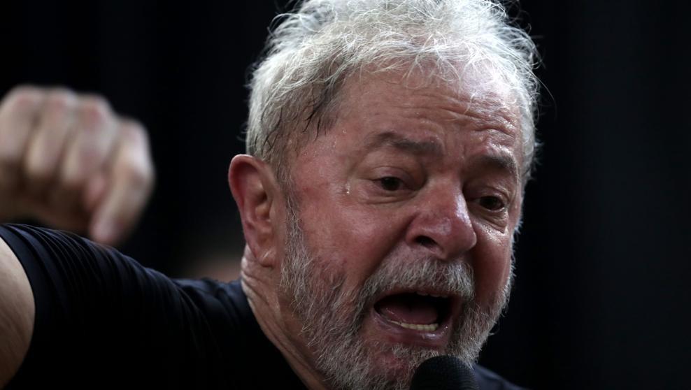 La Justicia electoral frustra a Lula sus deseos presidenciables