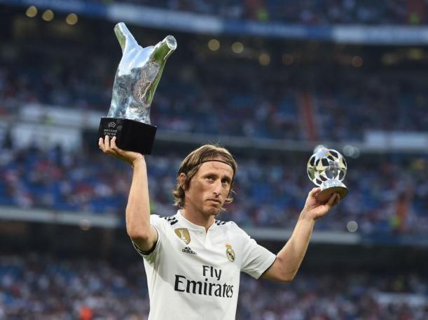 Luka Modric merece ser el mejor jugador de Europa y del mundo