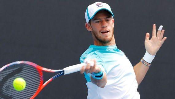 Diego Schwartzman se metió entre los ocho mejores del US Open