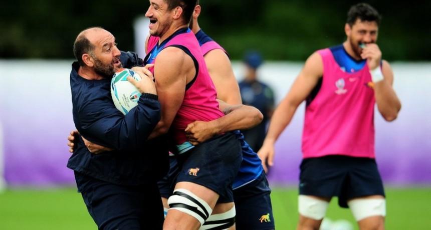 Los Pumas debutaran en el Mundial de Rugby contra Francia