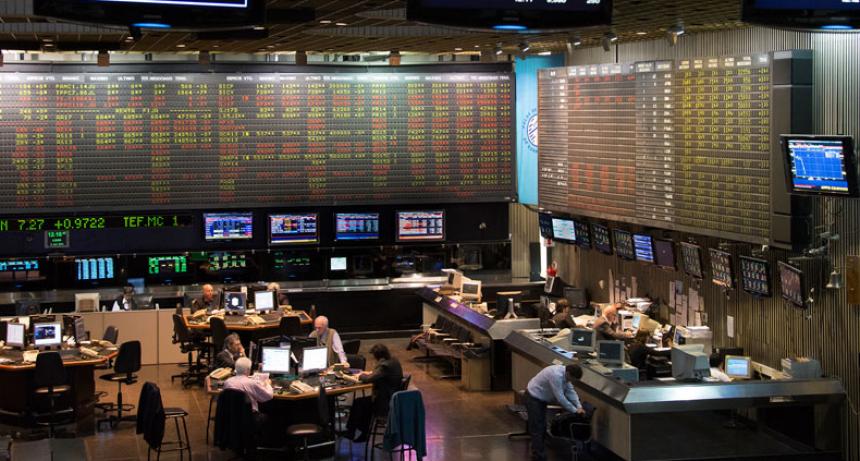 El índice S&P Merval trepó un 1,8%