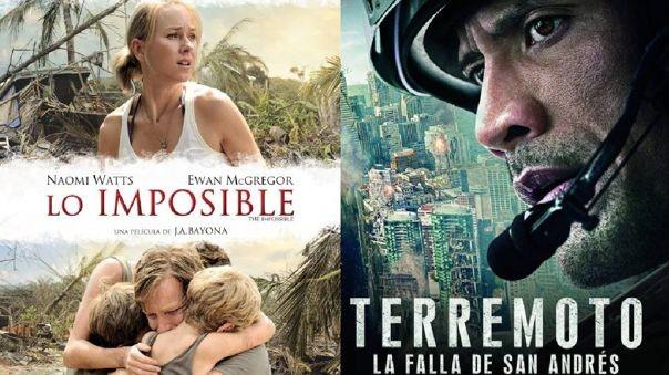 Puedes entretenerte con Ocho películas sobre trágicos desastres naturales