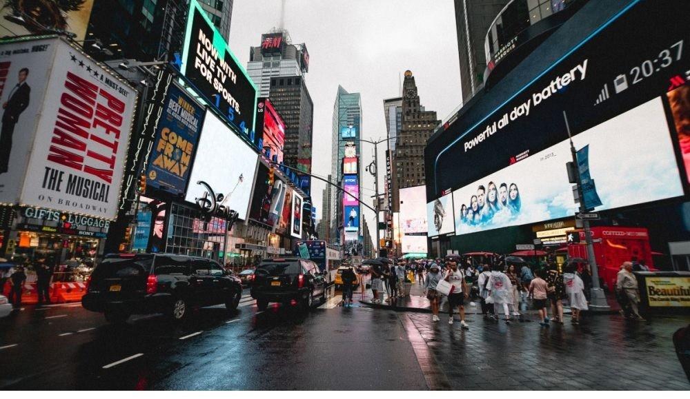 Nueva York recibirá el Año Nuevo en Times Square