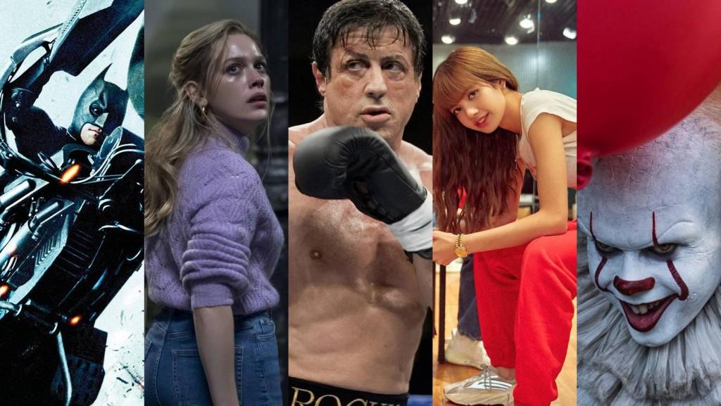 La saga de Rocky, One Piece, It, Flash, más series y películas llegan en octubre