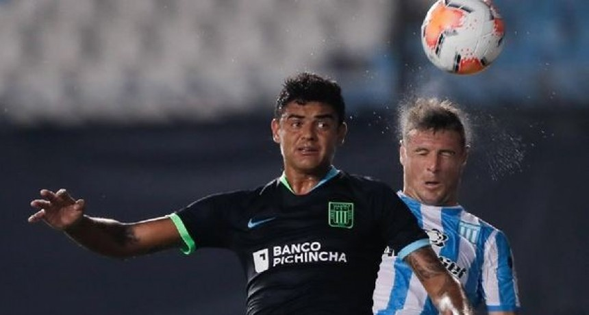 Racing venció 1-0 a Alianza Lima por el Grupo F de la Copa Libertadores