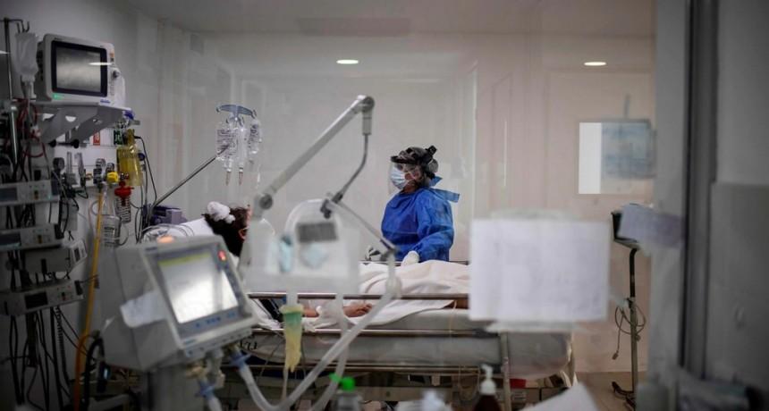 Argentina informa 13.467 nuevos contagios y notificaron 391 muertes