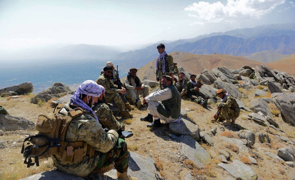 Líder de la resistencia a los talibanes dijo estar dispuesto a negociar
