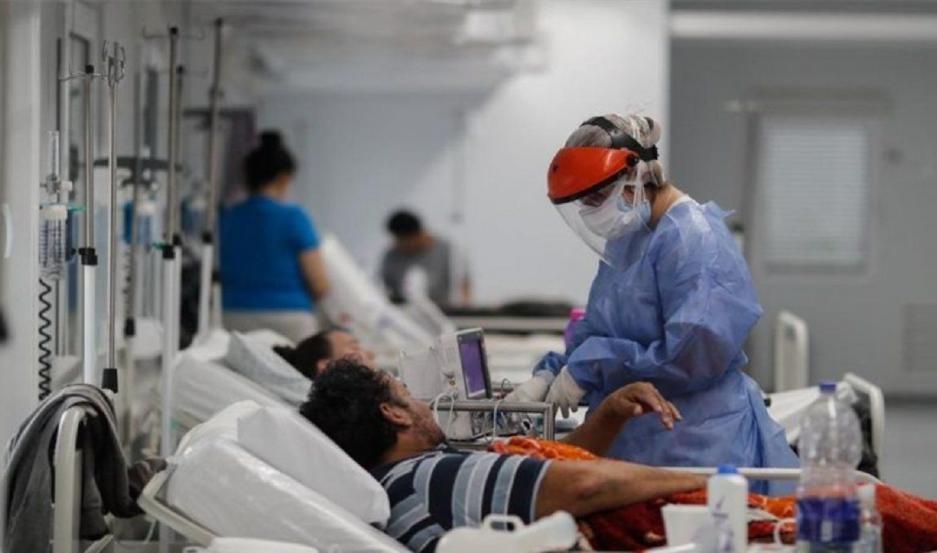 Argentina: 3.893 nuevos contagios y 162 muertos  de coronavirus