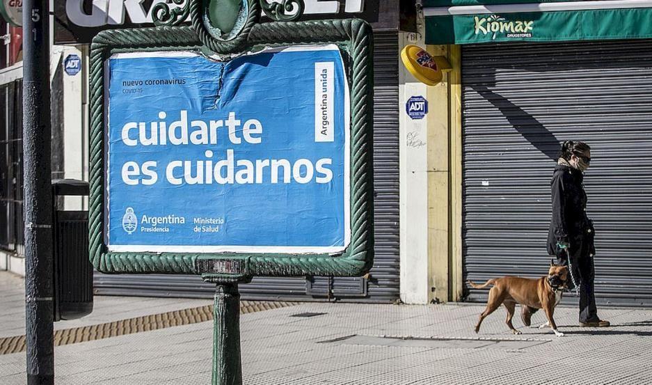 Argentina: confirmaron 111 muertes y 3.531 contagios de coronavirus