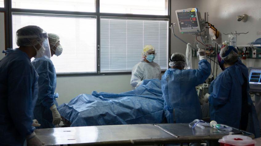 El primer caso de La variante Delta de coronavirus es confirmada en Chubut