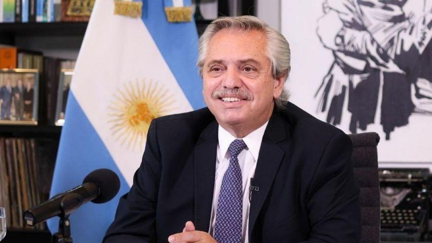 El presidente presenta el proyectos EN VIVO