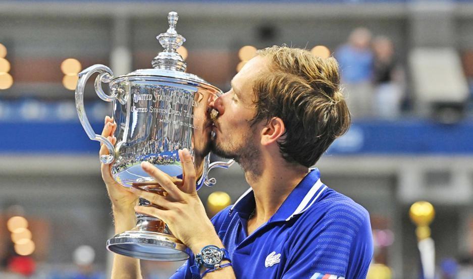 Medvedev le ganò el US Open a Djokovic