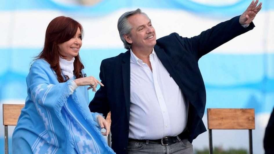 Cristina Kirchner y Alberto Fernández diseñan nuevas estrategias