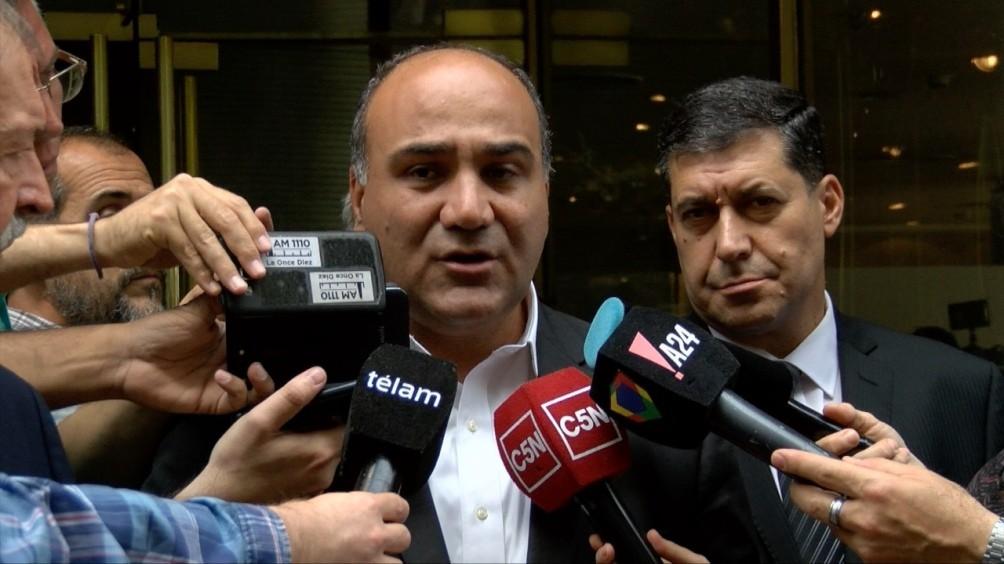 Los gobernadores apoyan a Alberto Fernández