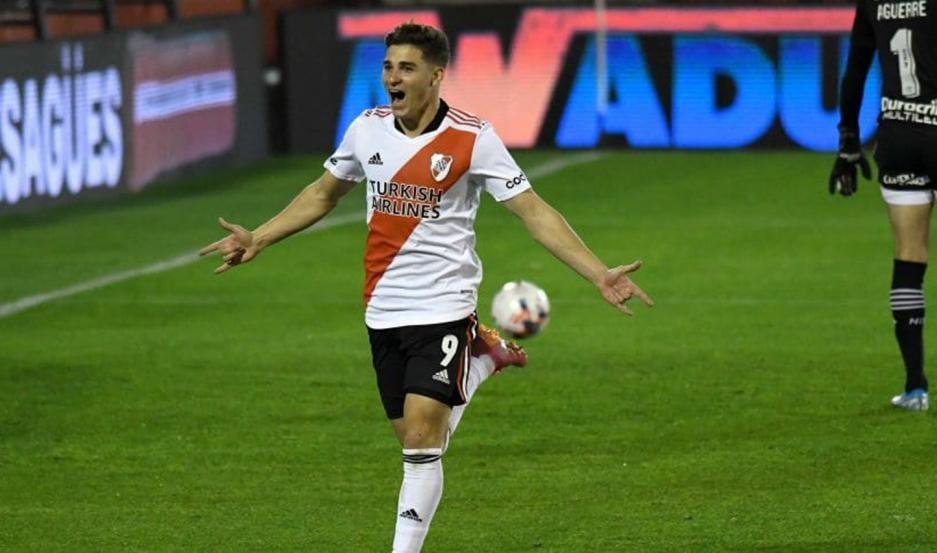 River Plate goleó 4-1 a Newell's