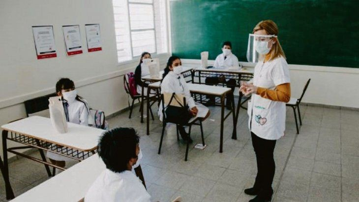 Regresa la presencialidad a las escuelas