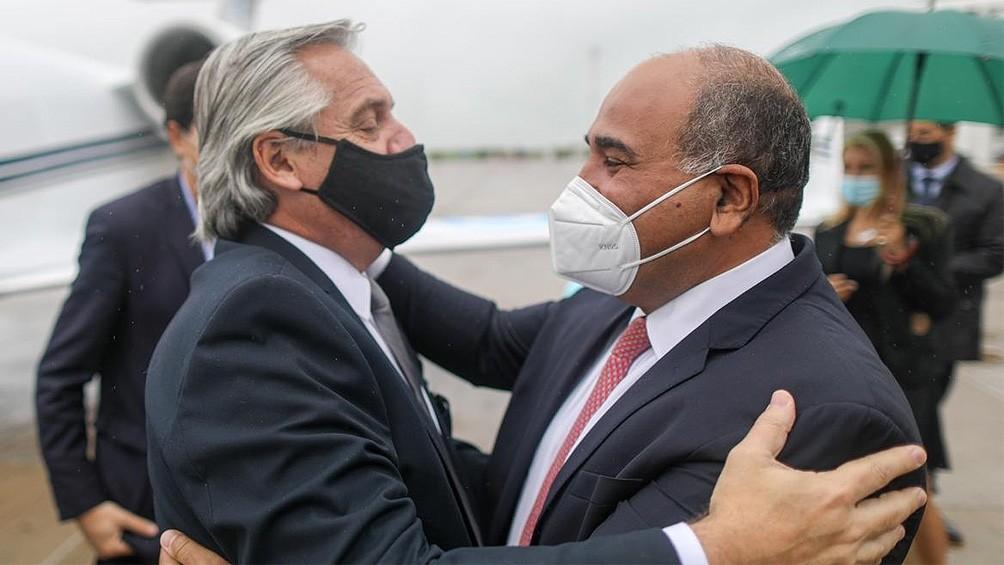 Juan Manzur el nuevo jefe de Gabinete de Alberto Fernandez