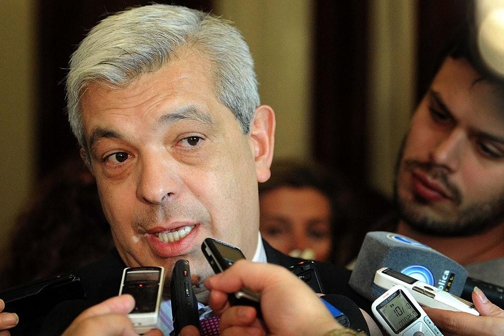 Julián Domínguez ministro de Agricultura, Ganadería y Pesca