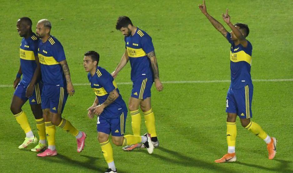 Boca le gano a Atlético de Tucumán