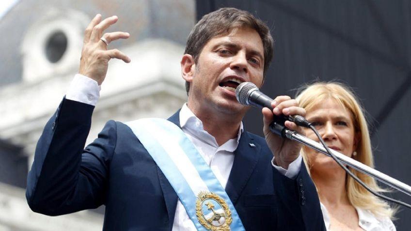 Axel Kicillof hace cambios exigido por Máximo Kirchner
