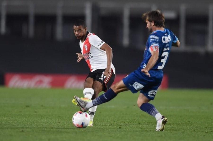 River Plate derrotó a Arsenal, de Sarandí