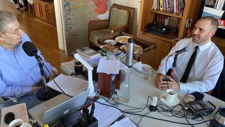 Martìn Guzmàn respondió las críticas de Cristina Kirchner en su carta:'No hubo ajuste'