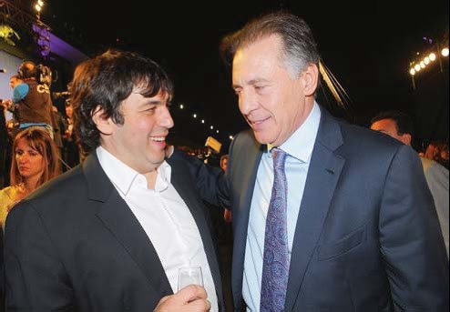 El fiscal acusó a Cristóbal López, Fabián De Sousa y Ricardo Echegaray por defraudación al Estado