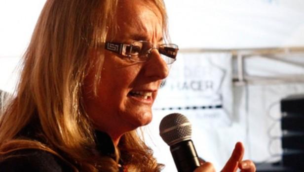 Alicia Kirchner también instala a Máximo candidato: