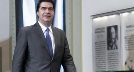 Capitanich habría acordado con Cristina su salida del Gobierno