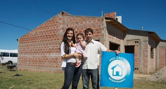 La Provincia incorpora más loteos para los beneficiarios de Procrear