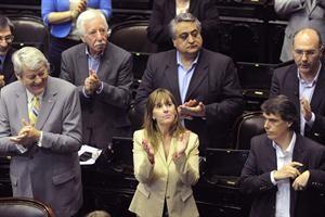 Diputados: tras 14 horas de debate, el Gobierno aprobó el presupuesto 2015