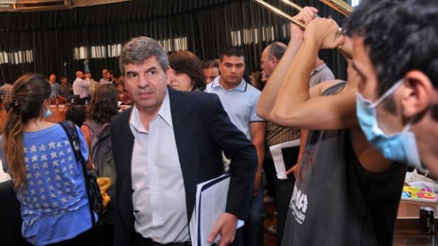 El rector de la UNC fustigó el accionar de los activistas anti-Monsanto