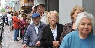 La Cámara Federal de Apelaciones recibió a los Jubilados que reclaman la movilidad