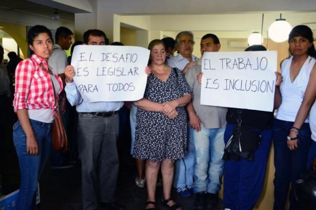El Concejo Deliberante aprobó el pedido de inclusión laboral por parte de los discapacitados