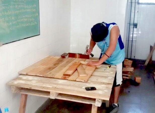 Taller carpintería integral