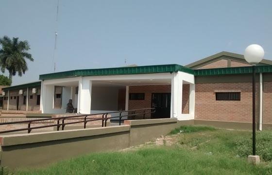 Se inaugura el hospital de General Mosconi