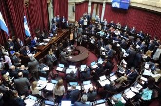 El Senado renueva un tercio de sus bancas en los comicios nacionales
