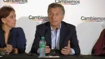 Macri convocó a los candidatos que no entraron al ballotage