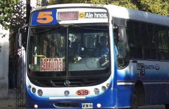 Cerrillos: Nuevo servicio de SAETA