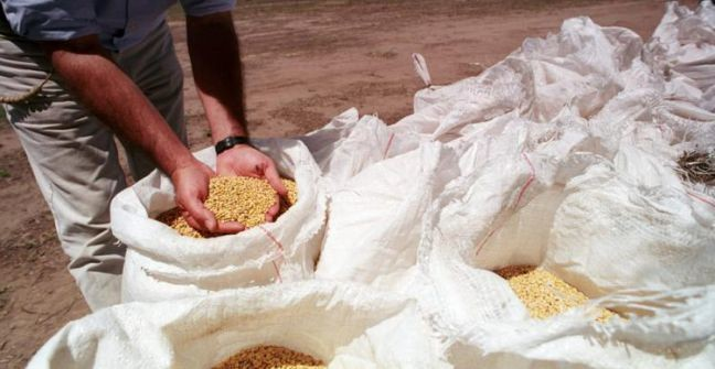 El Gobierno anuncia la baja gradual de 0.5% a la soja