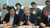 Frigerio:Este año queremos terminar con una ejecución del 80% de las obras públicas