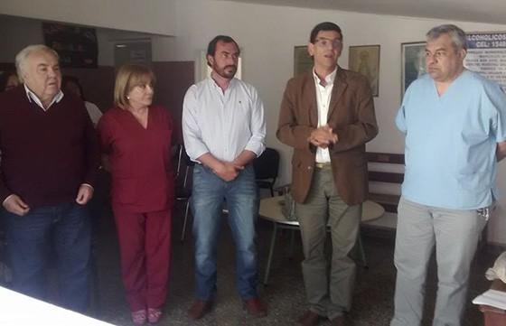 Chicoana: Patricio Fleming es el nuevo gerente general del hospital