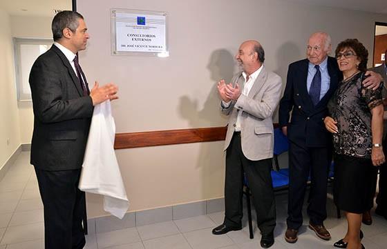 Se inauguró la primera etapa del Centro Ambulatorio del Hospital Oñativia