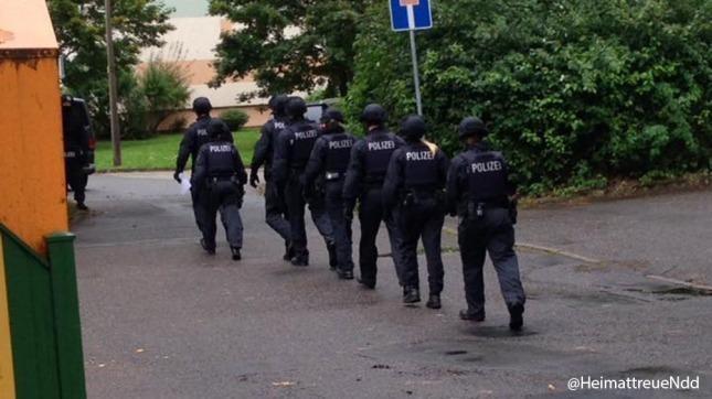 Alemania en alerta máxima por amenaza terrorista