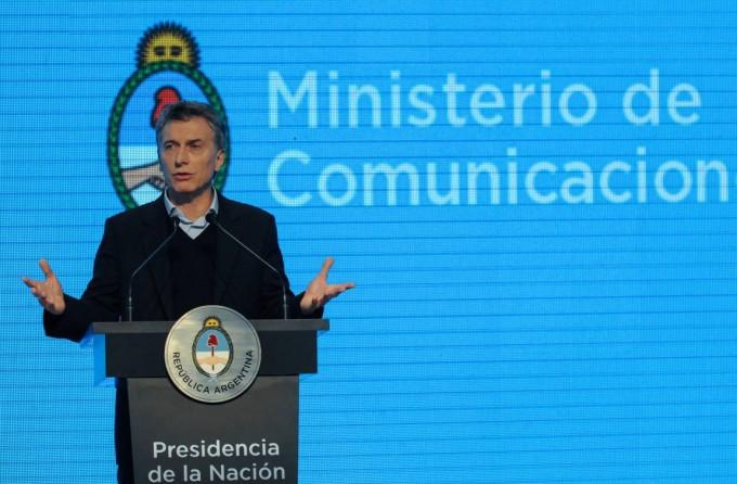 Macri se presentará ante los empresarios en IDEA