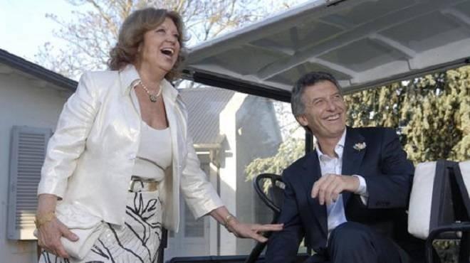 La madre de Macri: Mi hijo hace un gran sacrificio y estoy preocupada por él