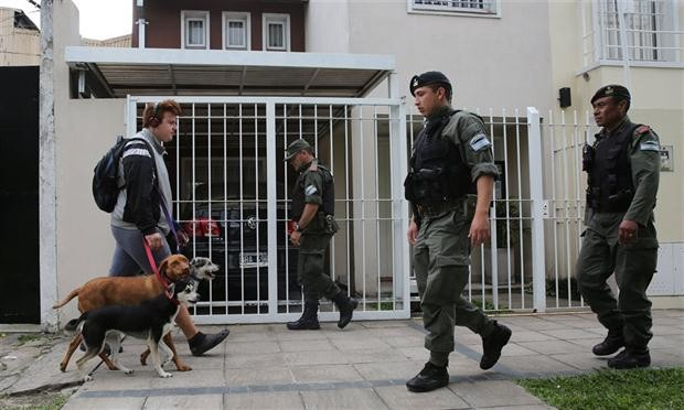 Las fuerzas federales ya patrullan en las zonas más calientes del conurbano sur