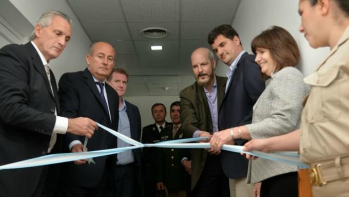 Se inauguró el primer Centro de Inteligencia Criminal