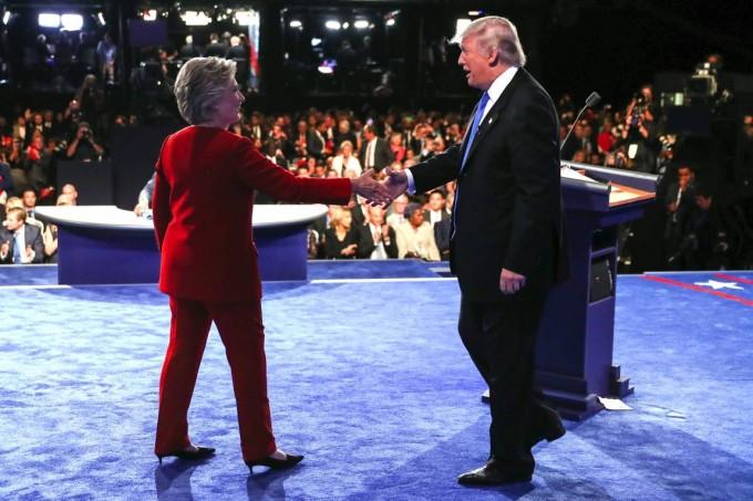 El último debate entre Hillary-Trump